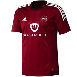 FC Nürnberg Home Fußball Trikot 2015/16 - Adidas