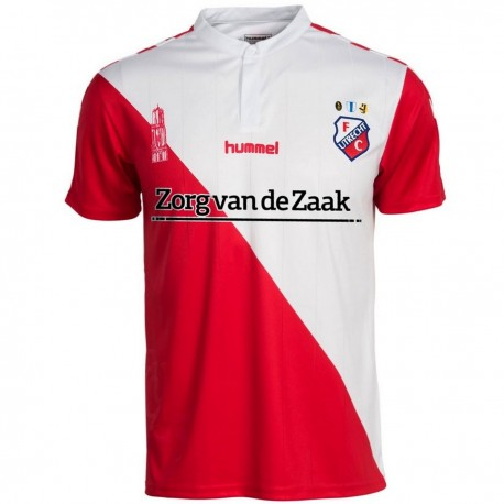FC Utrecht Home Football shirt 2015/16 - Hummel