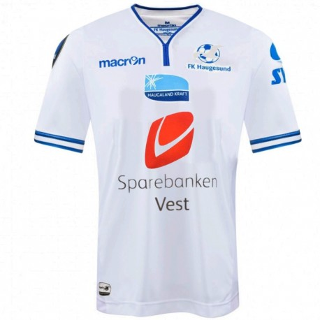 FK Haugesund Home Football Jersey 2015/16 - Macron