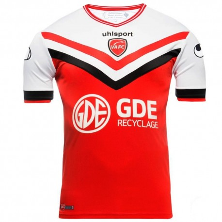 FC Valenciennes Home football shirt 2014/15 - Uhlsport