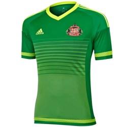 Camiseta de futbol Sunderland AFC segunda 2015/16 - Adidas