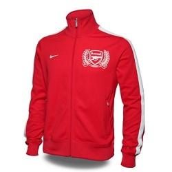 Representante Arsenal FC chaqueta Mod. N98 Aniversario 12/11 por Nike