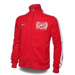 Representative Arsenal FC Jacket Mod. N98 Anniversary 12/11 by Nike