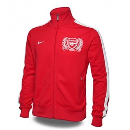 Vertreter Arsenal FC Jacke Mod. N98 Jubiläum 12/11 von Nike