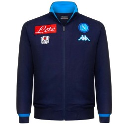 SSC Napoli navy presentation jacket 2015/16 - Kappa