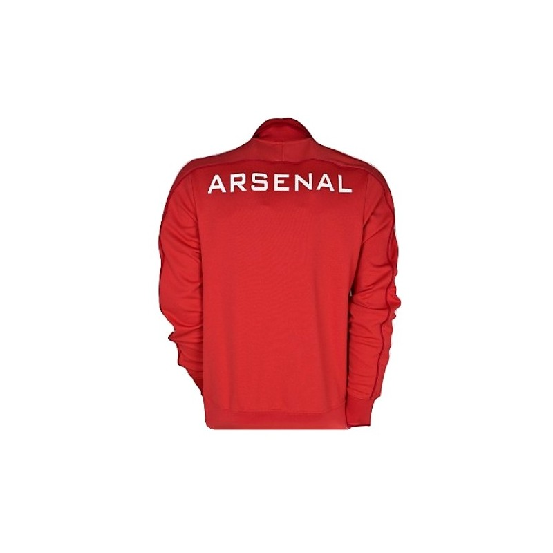 650771cc8c Representative Arsenal FC Jacket Mod. N98 Anniversary 12 11 by Nike -  SportingPlus - Passion for Sport