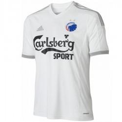 FC Kopenhagen Home Fußball Trikot 2014/15 - Adidas