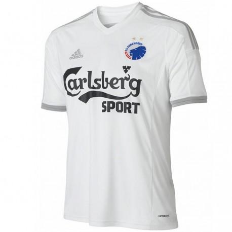 FC Copenhagen Home football shirt 2014/15 - Adidas