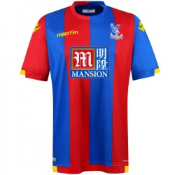 Crystal Palace FC Home football shirt 2015/16 - Macron