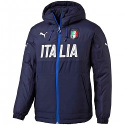 Italien-Nationalmannschaft Bench Trainingsjacke 2016/17 navy - Puma