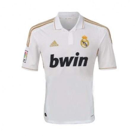 Maglia Real Madrid CF Home 2011/12 - Adidas