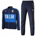 Italy national team presentation tracksuit 2016/17 navy - Puma