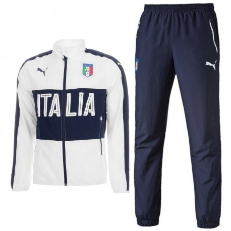 official photos 87dbc 31bdc Tuta da rappresentanza nazionale Italia 2016/17 bianco ...