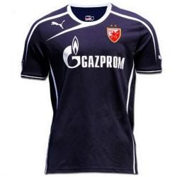 Estrella Roja Belgrado (Beograd) segunda camiseta futbol 2013/14 - Puma