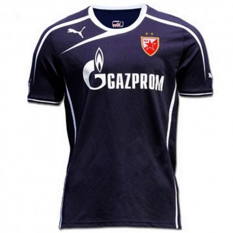 Red Star Belgrade (Beograd) Away football shirt 2013/14 - Puma
