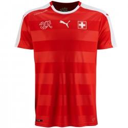 Switzerland Home football shirt 2016/17 - Puma