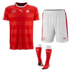 Switzerland Home football kit 2016/17 - Puma