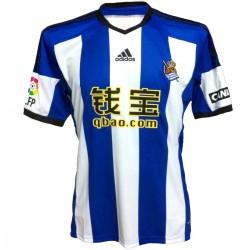 Camiseta de futbol Real Sociedad primera 2014/15 - Adidas