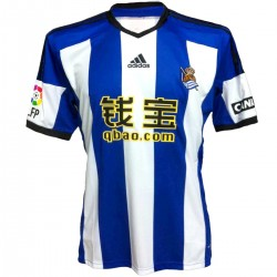 Real Sociedad Home football shirt 2014/15 - Adidas