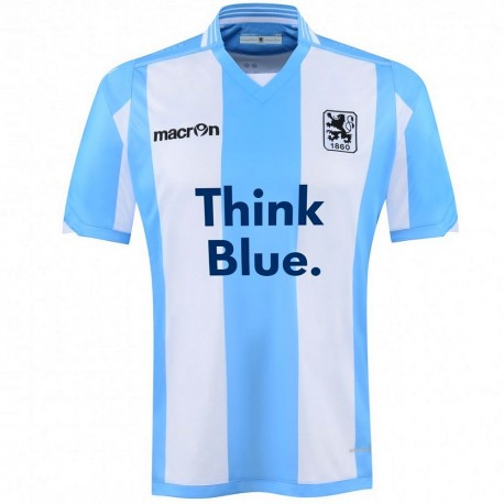 Munchen 1860 Home football shirt 2015/16 - Macron