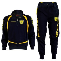 Chievo Verona training tech tracksuit 2015/16 - Givova