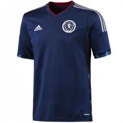 Schottland spieler Fußball trikot Home 2014/15 - Adidas