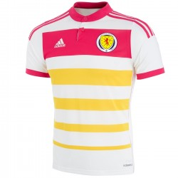 Schottland spieler Fußball trikot Away 2014/15 - Adidas