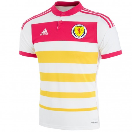 Scotland Player Issue Away football shirt 2014/15 - Adidas