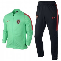 Portugal football team presentation tracksuit 2016/17 - Nike
