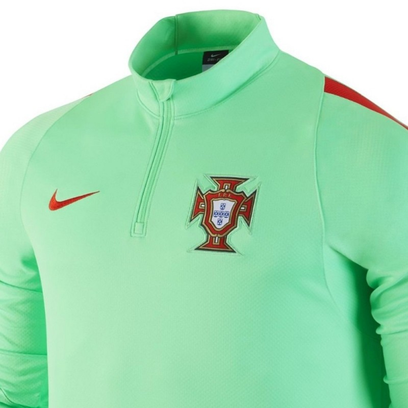 Portugal Football Team Tech Training Tracksuit 2016 17