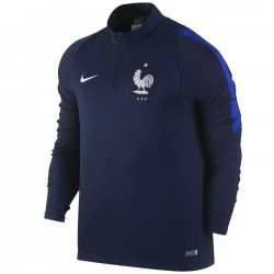 France football team tech training sweat top 2016/17 - Nike