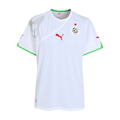 Algeria National home Jersey 10/12 World by Puma
