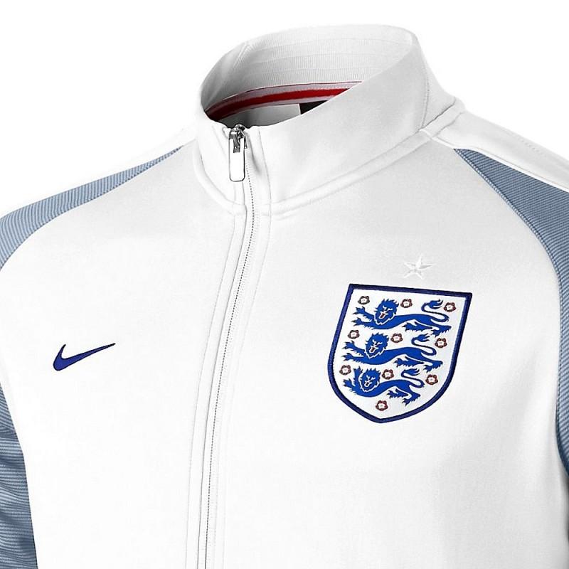 reputable site a4948 f2d6b ... Giacca rappresentanza N98 Nazionale Inghilterra 201617 bianca - Nike