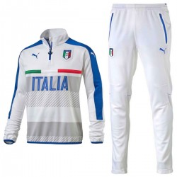 Italy technical training tracksuit 2016/17 white - Puma