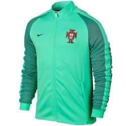 Portugal football N98 presentation jacket 2016/17 green - Nike