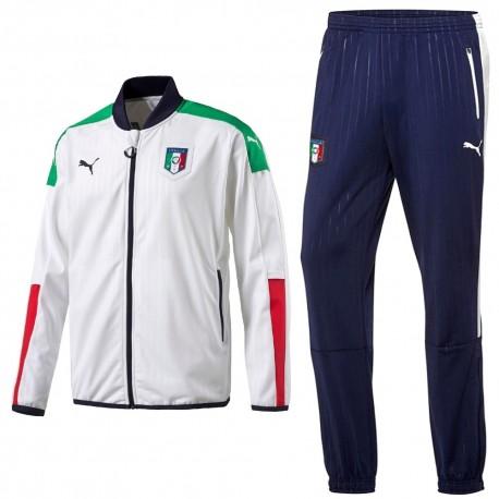 competitive price de31f 98eaf Tuta da rappresentanza pre-match nazionale Italia 2016/17 ...