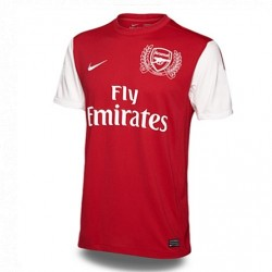 Maglia Arsenal Home 2011/12 Player Issue da gara by Nike