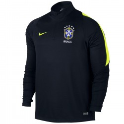 Brazil football team tech training sweat top 2016/17 - Nike