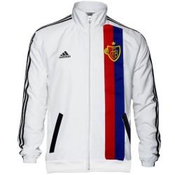 Parte superior FC Basilea pista (chaqueta) 2012/13 - Adidas
