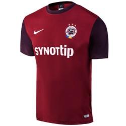 Sparta Prag Fußball Trikot Home 2015/17 - Nike