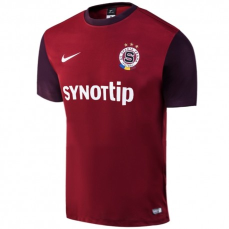 Sparta Prague Home football shirt 2015/17 - Nike