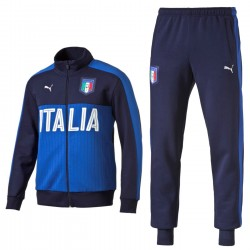 Italy Fans cotton presentation tracksuit 2016/17 - Puma