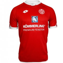 Maillot de foot Mainz 05 domicile 2015/16 - Lotto