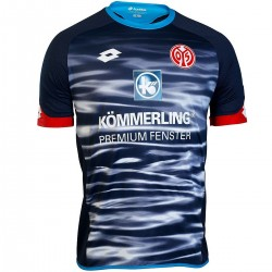 Maillot de foot Mainz 05 troisieme 2015/16 - Lotto