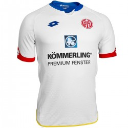 Maillot de foot Mainz 05 exterieur 2015/16 - Lotto