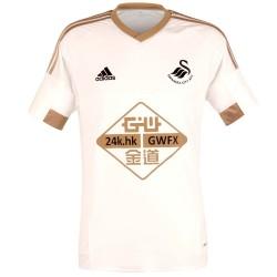 Swansea Fußball trikot Home 2015/16 - Adidas