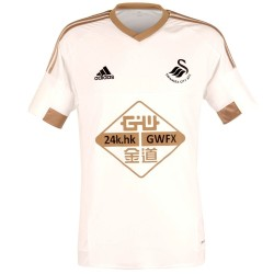 Swansea Home football shirt 2015/16 - Adidas