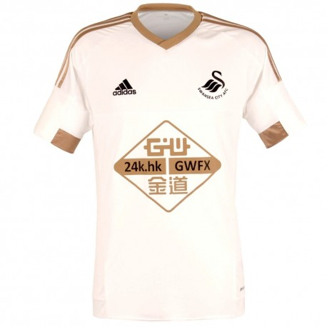 Swansea Home football shirt 2015/16 - Adidas