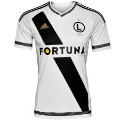 Maillot de foot Legia Varsovie domicile 2015/16 - Adidas