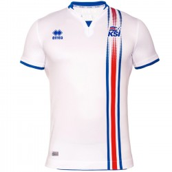 Iceland Away football shirt 2016/17 - Errea